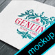4 Photorealistic Logo Mock-Ups v.4  - GraphicRiver Item for Sale