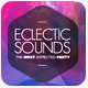 Eclectic Sounds Electro Minimal Flyer Template - GraphicRiver Item for Sale