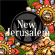 New Jerusalem - Synagogue (Schul) WordPress Theme