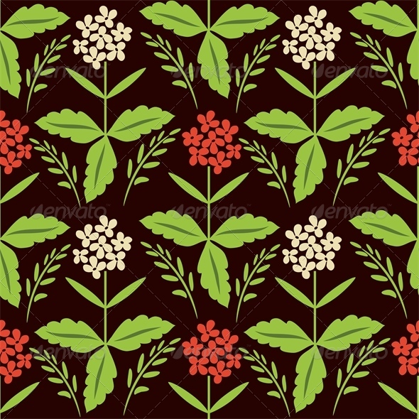 GraphicRiver Floral Pattern 6755265