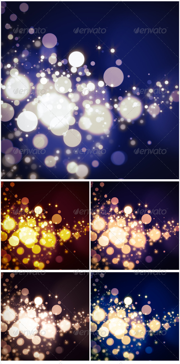 GraphicRiver Abstract Bokeh Background 6755484