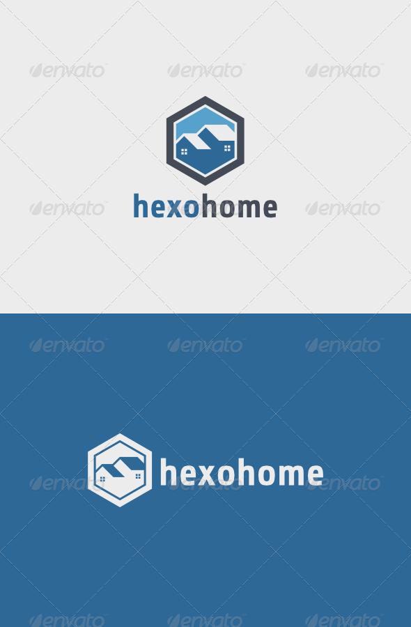 GraphicRiver Hexo Home Logo 6755488
