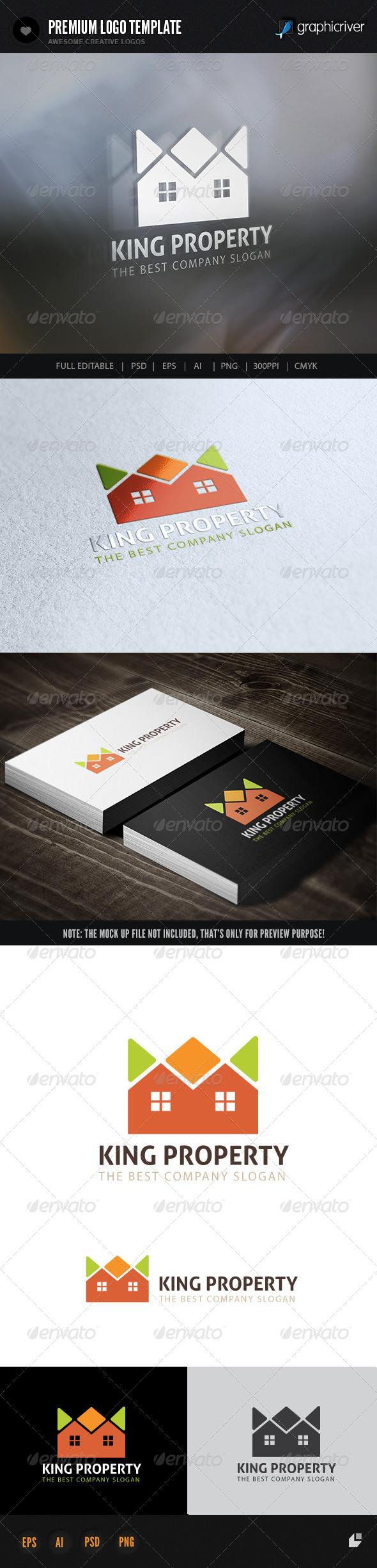 GraphicRiver Property King 6755595