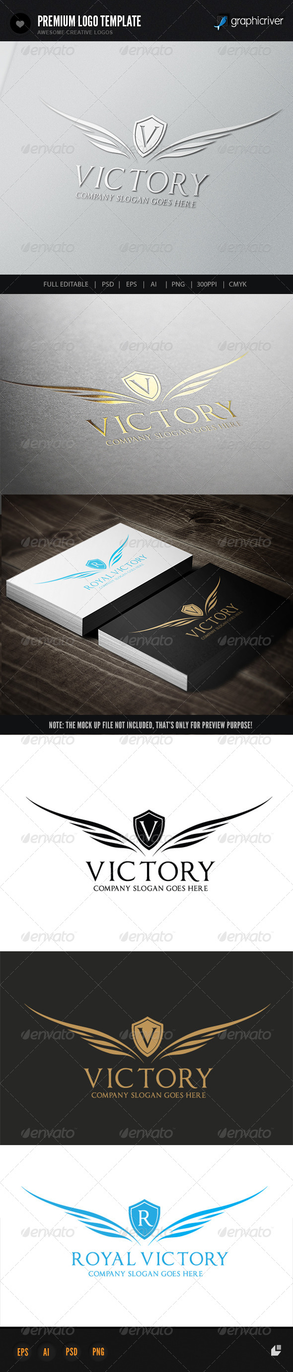 GraphicRiver Royal Victory 6756345