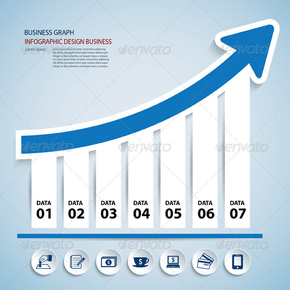 GraphicRiver Paper Chart and Graph Infographics 6756435
