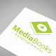 Media Books Logo Template - GraphicRiver Item for Sale