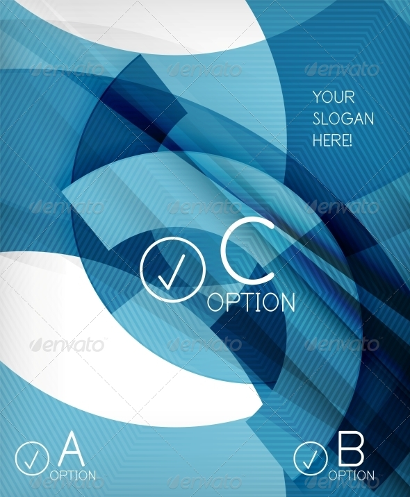 GraphicRiver Infographic Abstract Background 6757822