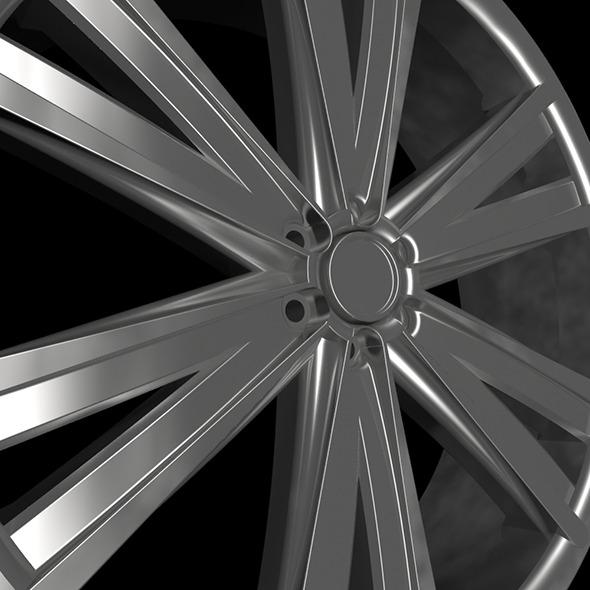 3DOcean steel rim 6758235