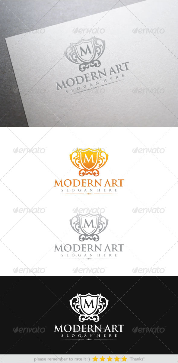 GraphicRiver Modern Art 6760125