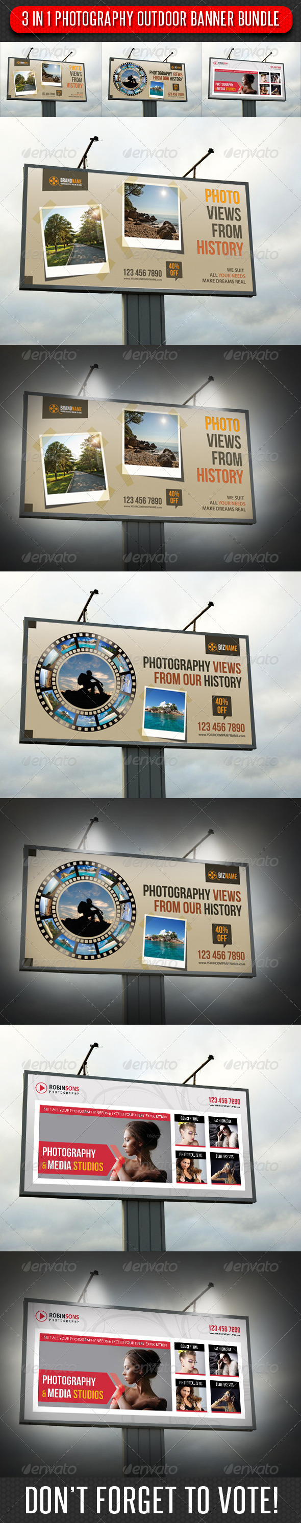 GraphicRiver 3 in 1 Photography Outdoor Banner Bundle 01 6761462