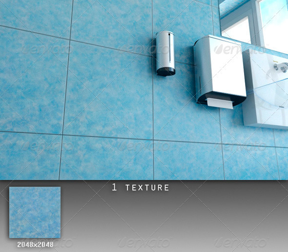 3DOcean Professional Ceramic Tile Collection C054 708662