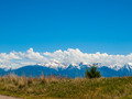 Mountain View from the National Bison Refuge in Montana USA - PhotoDune Item for Sale