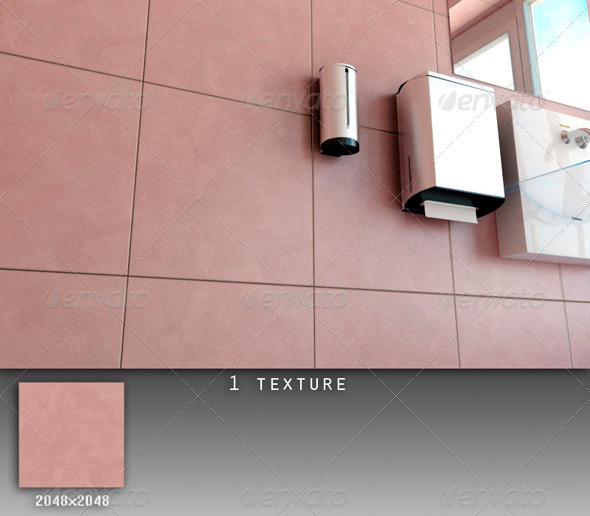 3DOcean Professional Ceramic Tile Collection C055 708665