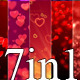 Hearts Valentine v2 (7-in-1) - VideoHive Item for Sale