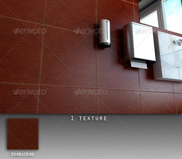3DOcean Professional Ceramic Tile Collection C061 708674