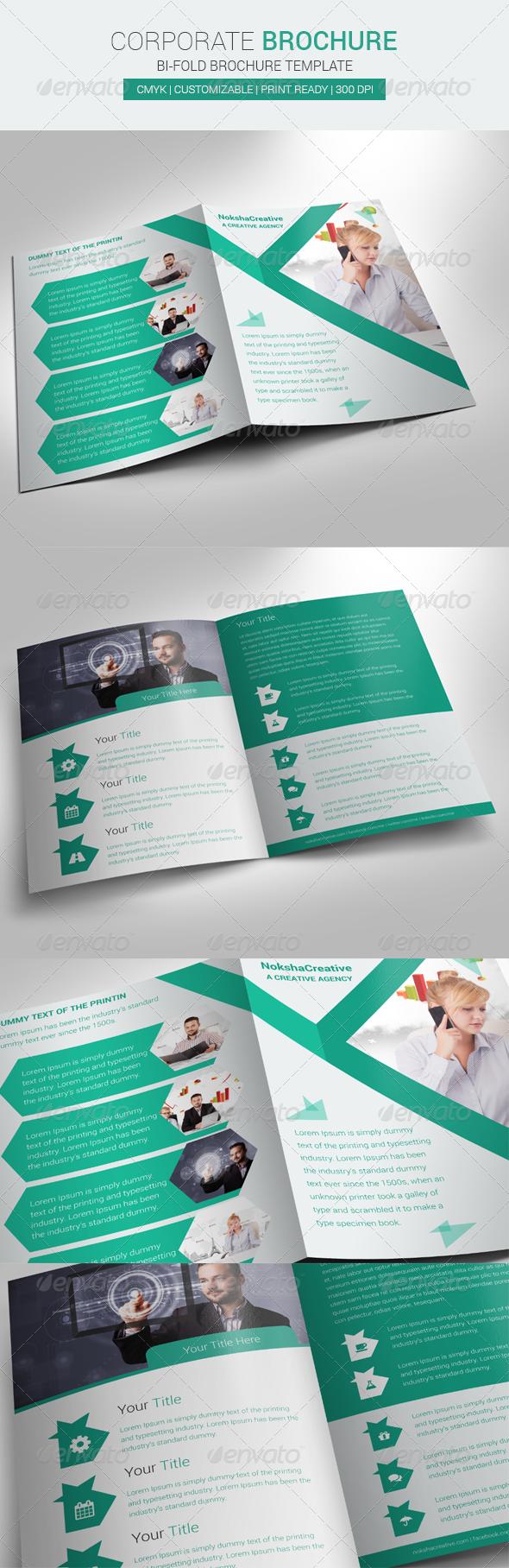 GraphicRiver Bi-Fold Brochure 6762339