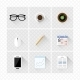 Work Icons - GraphicRiver Item for Sale
