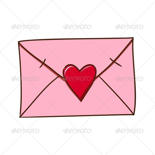 GraphicRiver Love Letter 6763275