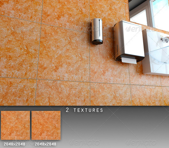 Professional Ceramic Tile Collection C065 - 3DOcean Item for Sale