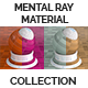 Mental Ray Procedural Tiles 1x3