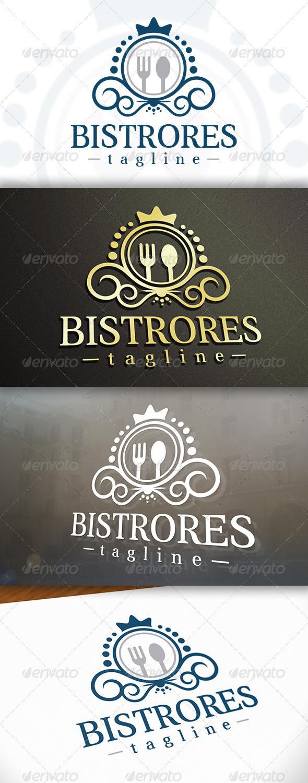 GraphicRiver Bistro Logo 6765691
