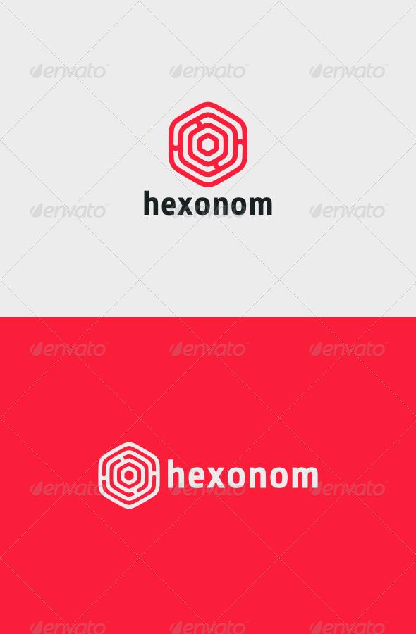 GraphicRiver Hexonom Logo 6765748