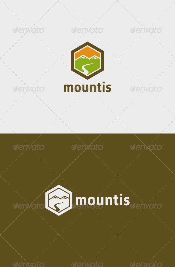 GraphicRiver Mountis Logo 6765921