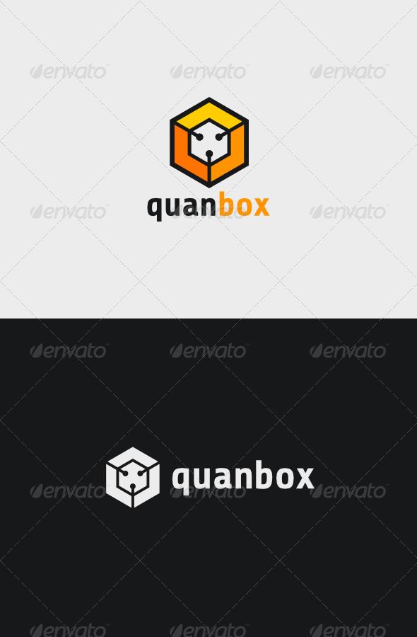 GraphicRiver Quan Box Logo 6766429