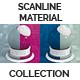 Scanline Procedural Tiles 1x1