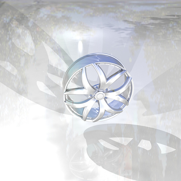 3DOcean wheel-rim 6766942