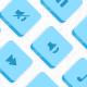 Flat Unique Web Icon Set - GraphicRiver Item for Sale