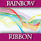 Abstract Blend Rainbow Ribbon - GraphicRiver Item for Sale