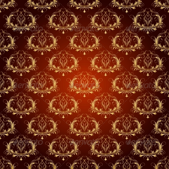 GraphicRiver Damask Seamless Floral Pattern 6767138