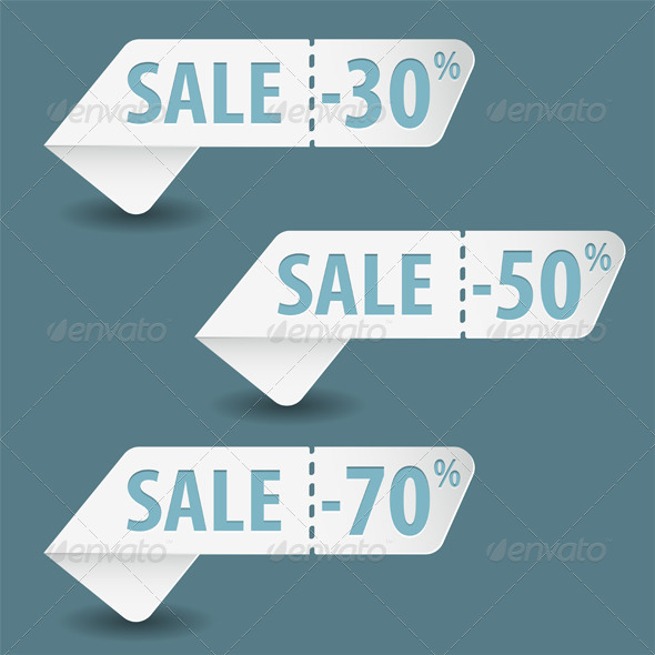 GraphicRiver Collect Sale Tag 6767402
