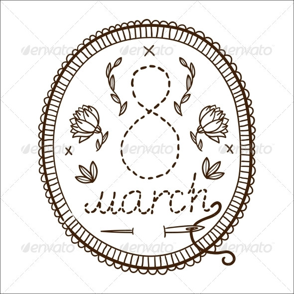 GraphicRiver 8 of March Date 6767456