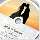 Wedding DVD Covers - Volume 02 - GraphicRiver Item for Sale