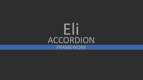 CodeCanyon Eli Accordion Framework 6760839