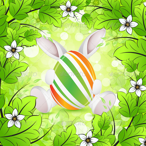 GraphicRiver Easter Background 6767901