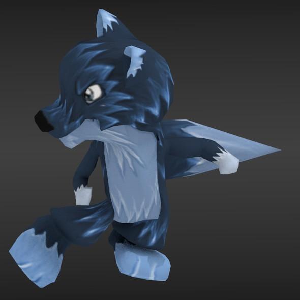 3DOcean Little Wolf 6744464
