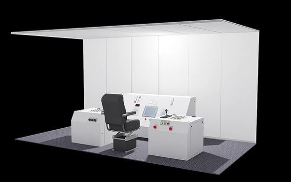 3DOcean Mine Control Room A1 6768103