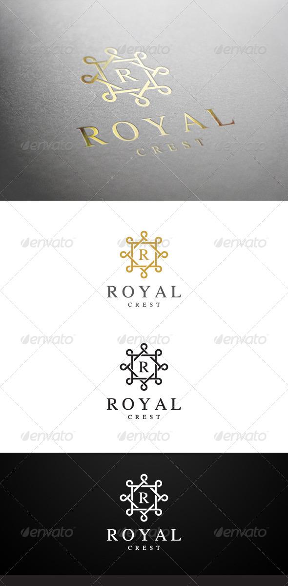 GraphicRiver Royal Crest Logo 6768204