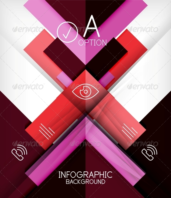GraphicRiver Infographic Abstract Background 6768693