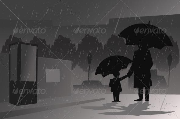 GraphicRiver Rainy Day 6769098