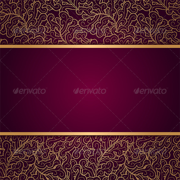 GraphicRiver Ornament Lace Background 6769119