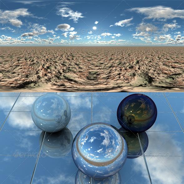 3DOcean Desert 85 6769184