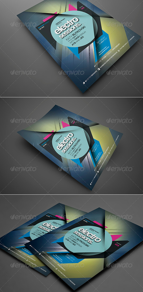 GraphicRiver Electronic Vol 1 6769198