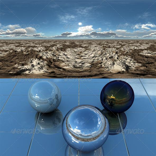 3DOcean Desert 86 6769200