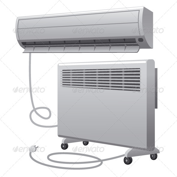 GraphicRiver Air Conditioning and Heater 6769791
