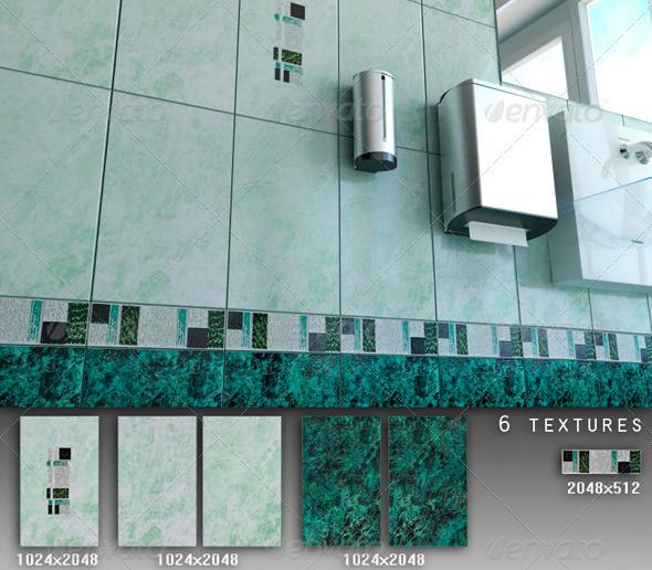 Professional Ceramic Tile Collection C074
