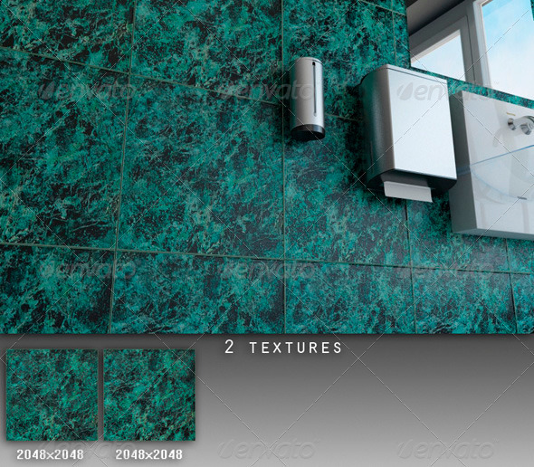 Professional Ceramic Tile Collection C077 - 3DOcean Item for Sale